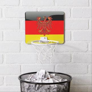 German Coat of arms Mini Basketball Hoop