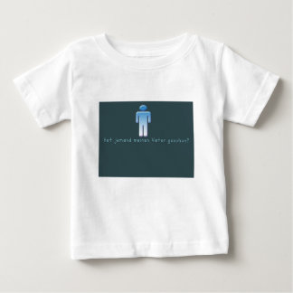 German -Daddy Baby T-Shirt