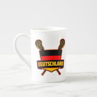 German Deutsch Lacrosse LAX Mug