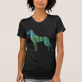 German Dogge mini Mali table T-Shirt