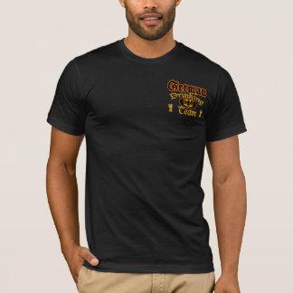 German Drinking Team 2side T-Shirt