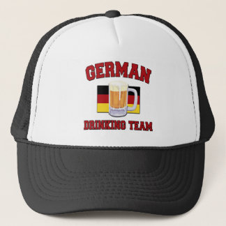 German Drinking Team hat