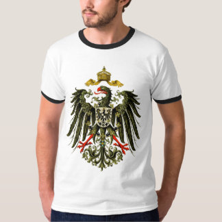 German Eagle Crest Empire T-Shirt