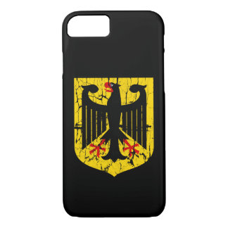 German Eagle, distressed. iPhone 7 Case