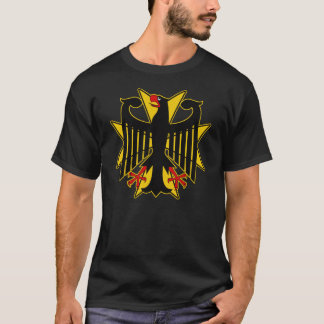 German Eagle Maltese Cross T-Shirt