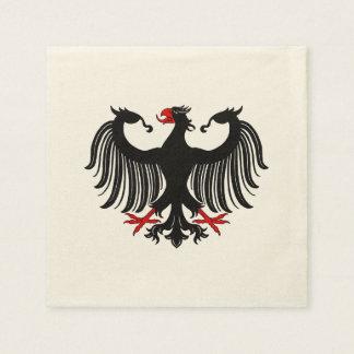 German Eagle Paper Napkin