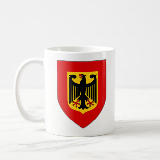 German Eagle Shield Mug