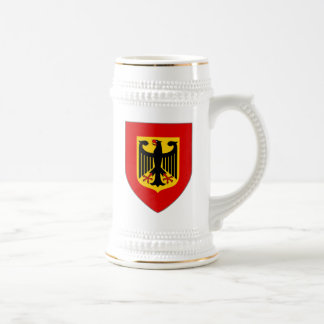 German Eagle Shield Stein