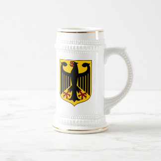 German Eagle Stein 18 Oz Beer Stein