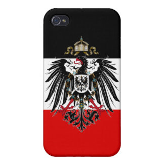 German Empire iPhone 4/4S Covers