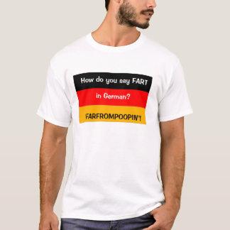 German Fart T-Shirt