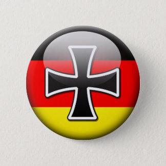 German Flag 2 Inch Round Button