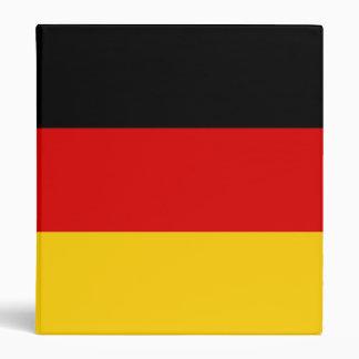 German Flag 3 Ring Binders