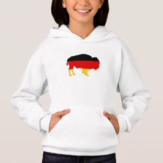 German Flag - Bison