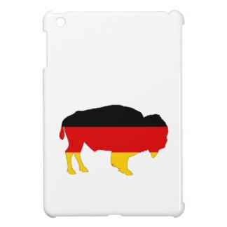 German Flag - Bison iPad Mini Cases