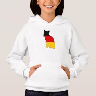 German Flag - Cat