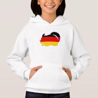German Flag - Chinchilla