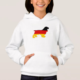 German Flag - Cocker Spaniel
