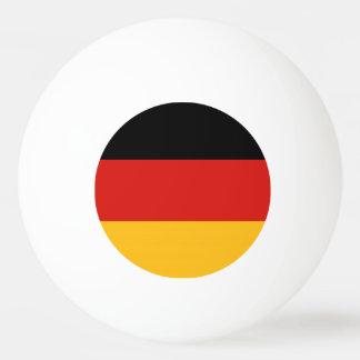 GERMAN FLAG COLORS PING PONG BALL