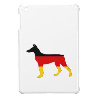 German Flag - Dobermann Pinscher iPad Mini Cases
