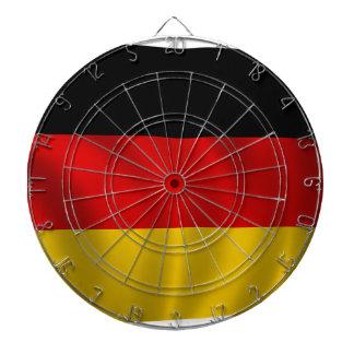 German Flag Flag German Symbol Europe European Dartboard