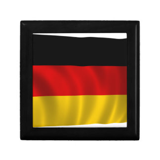 German Flag Flag German Symbol Europe European Gift Box