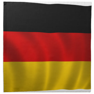 German Flag Flag German Symbol Europe European Napkin