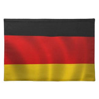 German Flag Flag German Symbol Europe European Placemat