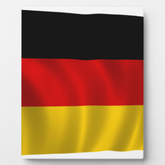 German Flag Flag German Symbol Europe European Plaque