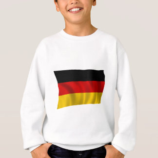 German Flag Flag German Symbol Europe European Sweatshirt