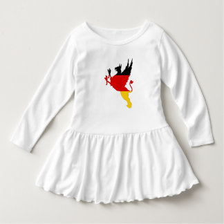 German Flag - Griffin Dress