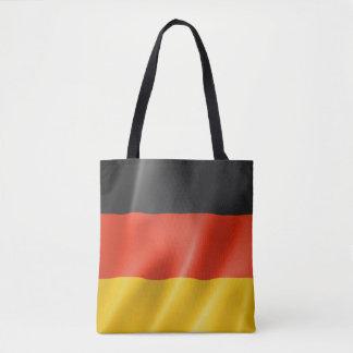 German flag image for All-Over-Print-Tote-Bag Tote Bag
