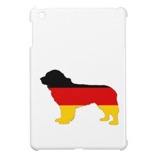 German Flag - Newfoundland Dog iPad Mini Case
