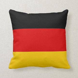 German Flag on American MoJo Pillow