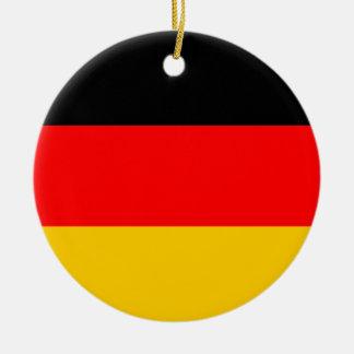 German Flag Ornament