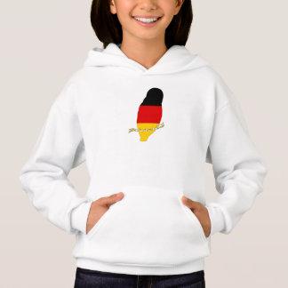 German Flag - Owl