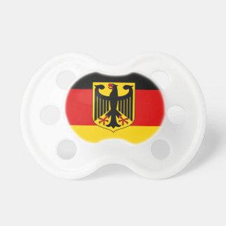 German Flag Pacifier