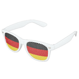 German Flag Party Shades