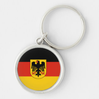 German flag premium keychain