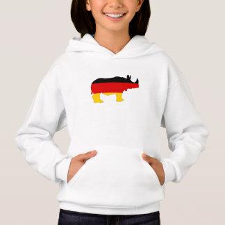 German Flag - Rhino
