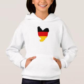 German Flag - Rooster