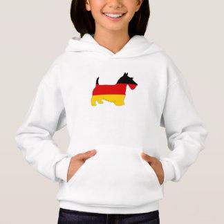 German Flag - Scottish terrier