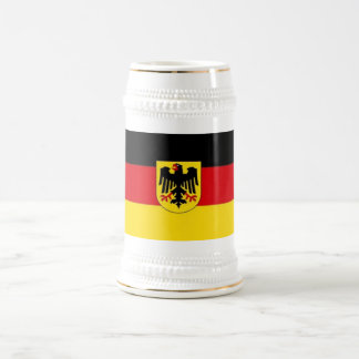 German Flag Stein