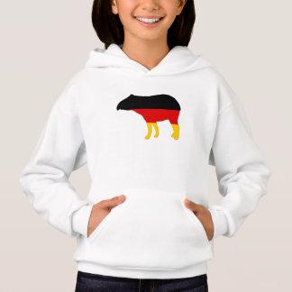 German Flag - Tapir