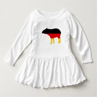 German Flag - Tapir Dress