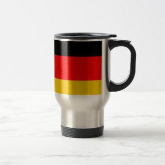 German Flag Travel Mug