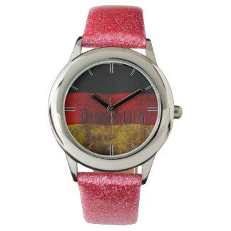 German flag - Vintag Watch