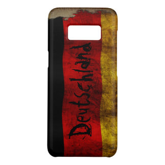 German flag - Vintage Case-Mate Samsung Galaxy S8 Case
