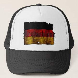 German flag - Vintage… Trucker Hat