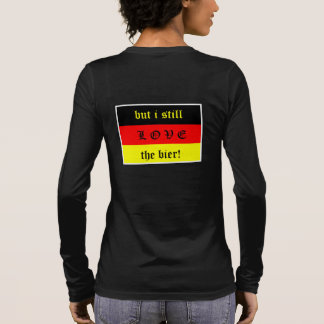 German Food is The Wurst Long Sleeve T-Shirt